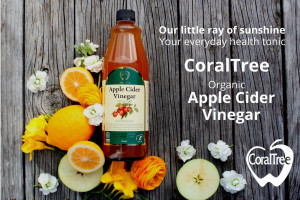Coral Tree Apple Cider Vinegar