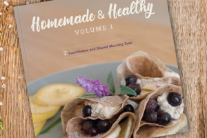 Homemade & Healthy Recipe Book