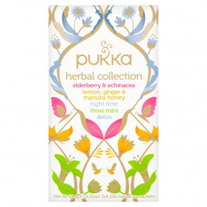 Pukka Herbs Herbal Collection, 20 teabags