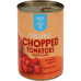 Chantal Organics Chopped Tomatoes, 400g