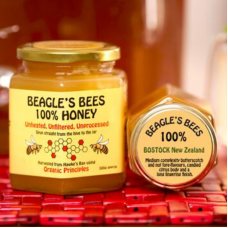 Beagle's Bees Bostock NZ Honey