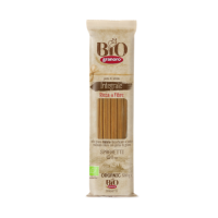 Bio Granoro Whole Wheat Spaghetti Pasta, 500g