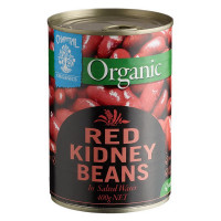 Chantal Organics Red Kidney Beans, 400g