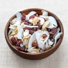 Family Pantry Cranberries, Cashews & Coconut - raw & unsalted