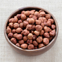 Organic Raw Hazelnuts, whole - NZ Grown
