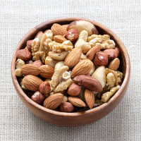 Family Pantry Deluxe Nut Medley - raw & unsalted