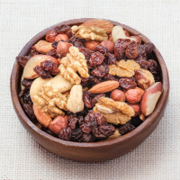 Family Pantry Nuts & Raisins - raw & unsalted