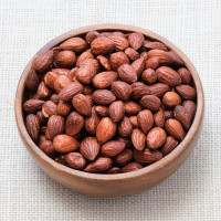 Organic Tamari Roasted Almonds, whole, transitional
