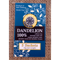 Golden Fields Dandelion 100%, 5 sachets
