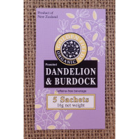 Golden Fields Dandelion & Burdock, 5 sachets