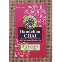 Golden Fields Dandelion & Chai, 5 sachets