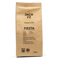 IncaFe Fiesta Whole Coffee Beans