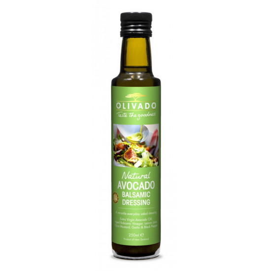 Olivado Avocado Balsamic Dressing, 250ml