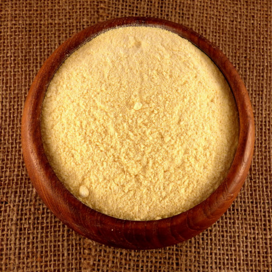 Organic Corn Flour, wholemeal, rollermilled