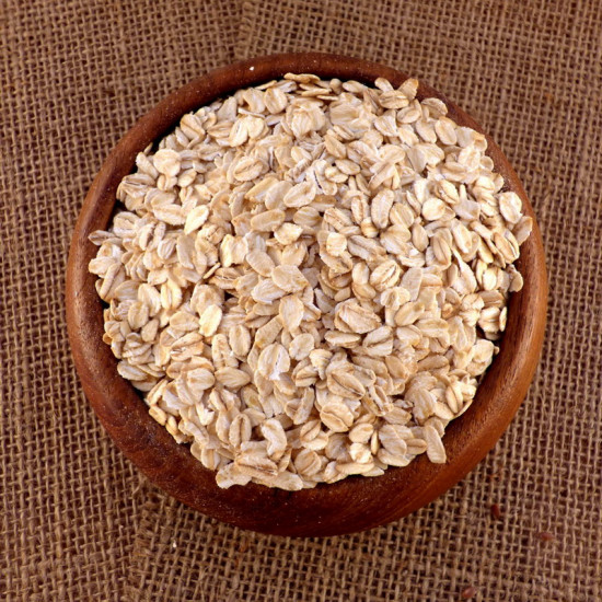 Organic Jumbo Rolled Oats, wholegrain
