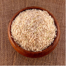 Organic Long Grain Rice, brown