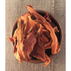 Organic Papaya, dried strips