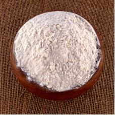 Organic White Wheat Flour, stoneground