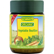 Rapunzel Organic Vegetable Bouillon Broth Powder, 125g
