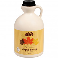 Whole Harry Organic Maple Syrup